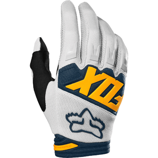 Fox Racing Dirtpaw Bike Gloves - Lt Gry