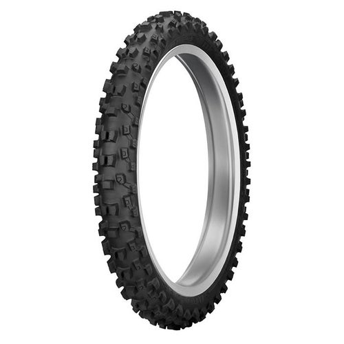 Dunlop Geomax MX33 Soft Junior Sizes Front Motocross Tyre - Black