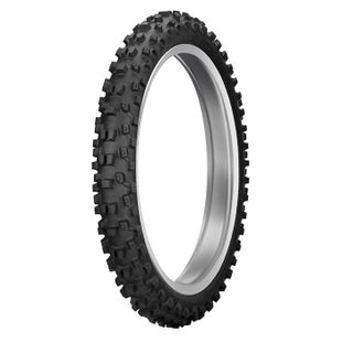 Dunlop Geomax MX33 Soft Front Enduro and Motocross Tyre - Black