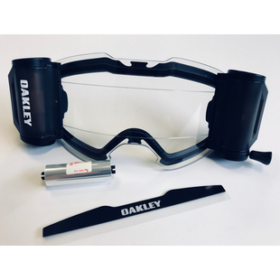 Oakley Front Line Roll off Kit Roll Off System - ront Line Roll off Kit