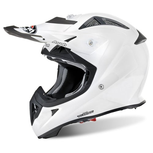 Airoh Aviator 2.2 MX Helm - Gloss White