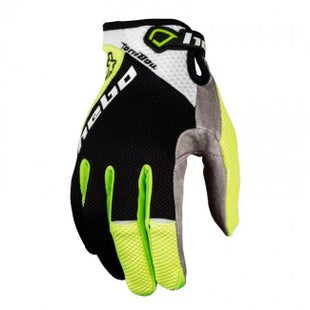 Hebo Glove Toni Bou II Replica Motocross Gloves - Lime