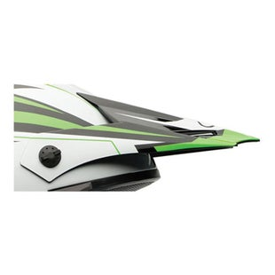 Visor casco Bell Replacement SX - 1 Peak Storm Green