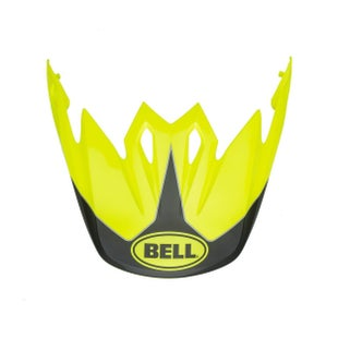Bell Replacement MX9 Mips Stryker Helmvizier - Hi Viz Yellow