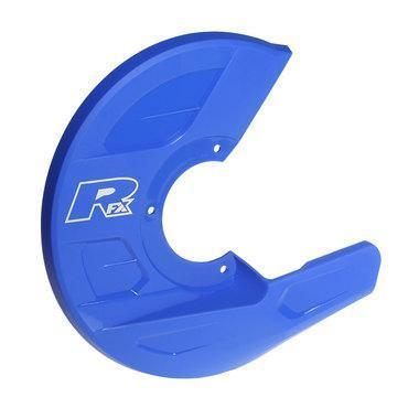 RFX Pro Series Universal Disc and Caliper Guard Brake Disc Guard - Blue