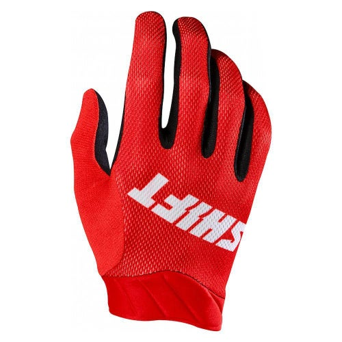 Shift 3LACK LABEL Air Motocross Gloves - Red