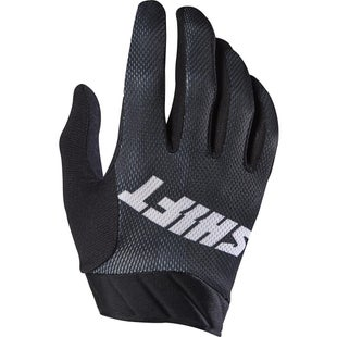 Shift 3LACK LABEL Air Motocross Gloves - Black
