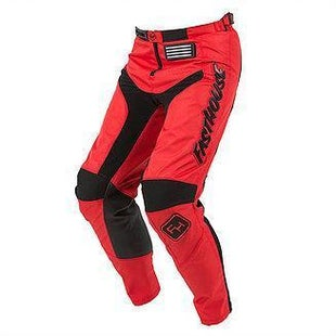 Fasthouse PANT GRINDHOUSE Boys Motocross Pants - RED