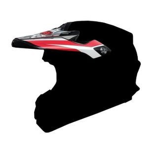 Shoei VFXW Turmoil Helmet Peak - TC1