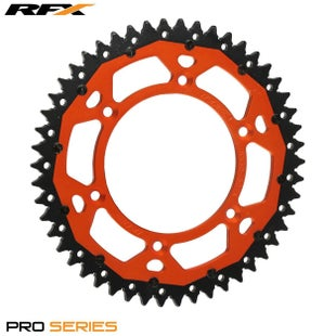 RFX Pro Series Armalite KTM SX EXC SXF EXCF 125530 91 Rear Sprocket - Black