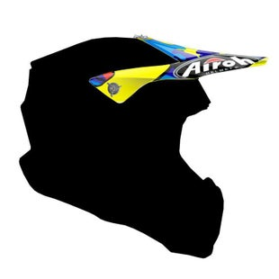 Airoh Twist Helmet Peak - TC16