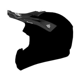 Airoh Aviator 2.2 Helmet Peak - Black