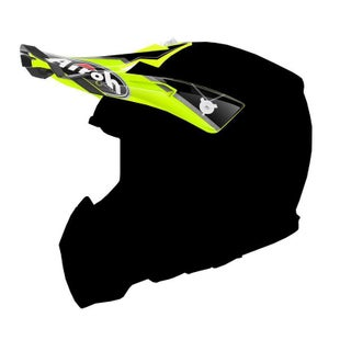 Airoh Aviator 2.2 Helmet Peak - Cairoli Mantova Yellow
