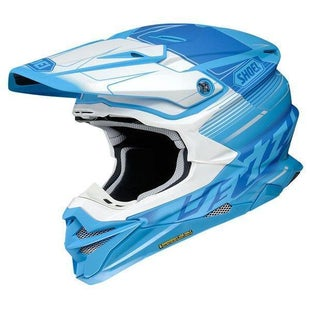 Shoei VFXWR Enduro and MX-Helm - Zinger TC2