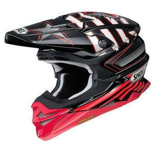 Shoei VFXWR Enduro and MX-Helm - Grant TC1