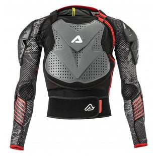 Acerbis Scudo CE 30 Body Armour Body Protection - Grey