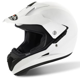 Airoh S5 Adventure Helmet - White