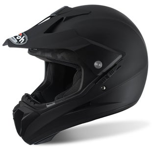 Airoh S5 Adventure Helmet - Matt Black