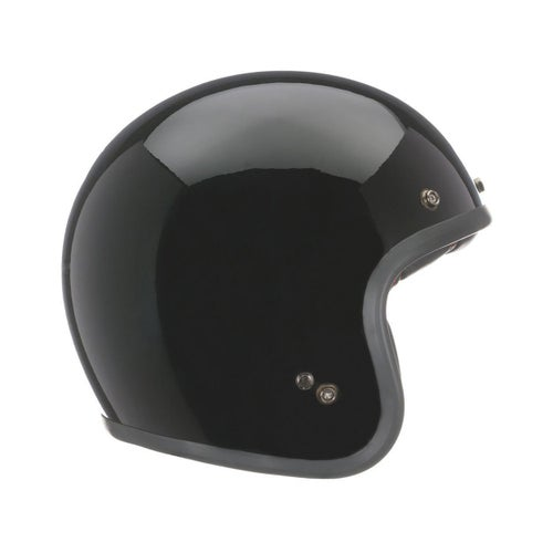 Bell Custom 500 Road Helmet - Solid Gloss Black