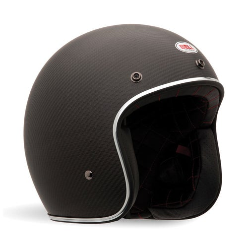 Bell Custom 500 Carbon Road Helmet - Matte Black