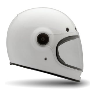 Bell Bullitt Road Helmet - Solid Gloss White