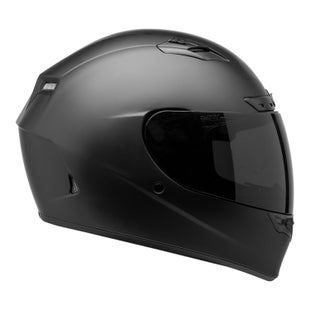 Bell Qualifier DLX Blackout Road Helmet - Matte Black