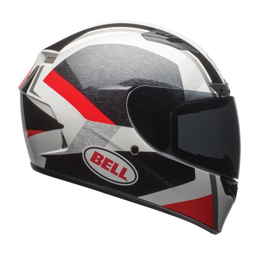 Bell Qualifier DLX MIPS Road Helmet - Accelerator Red Black