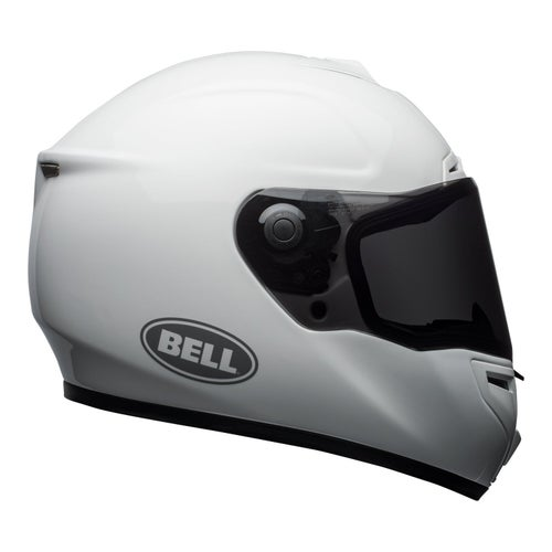 Bell SRT Road Helmet - Solid Gloss White