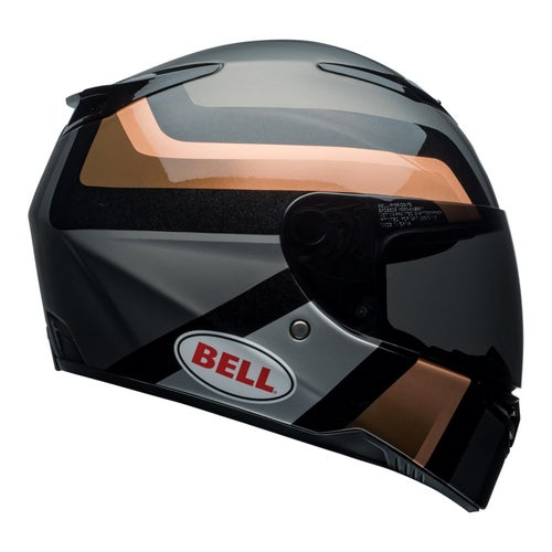 Bell RS2 Road Helmet - Empire Copper Black Titanium