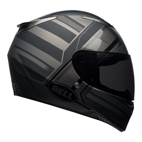 Bell RS2 Road Helmet - Tactical Black Titanium