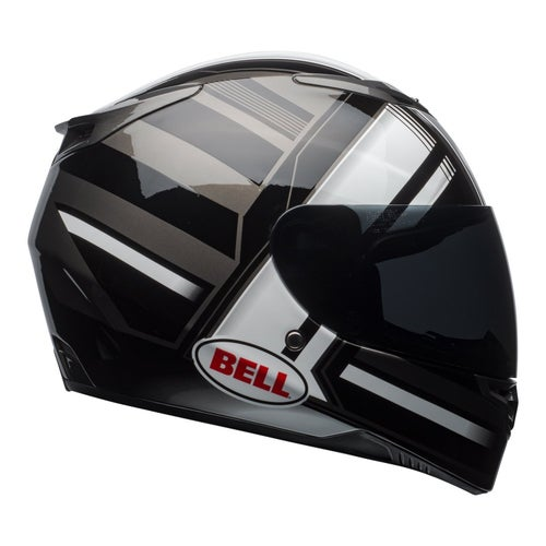 Bell RS2 Road Helmet - Tactical White Black Titanium