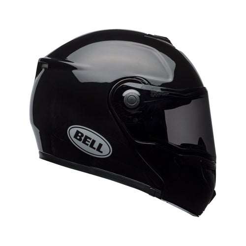 Bell SRT Modular Road Helmet - Solid Gloss Black