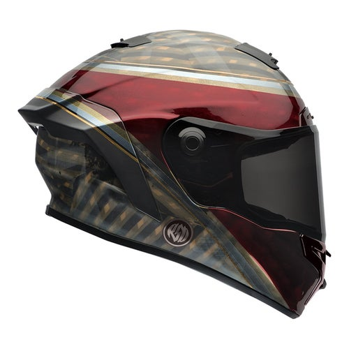 Bell Star MIPS Road Helmet - RSD Blast Red Black