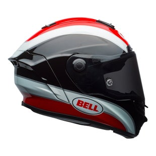 Bell Star MIPS Road Helmet - Classic Gloss Black Red
