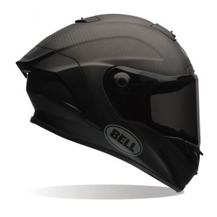Bell Race Star Road Helmet - Solid Matte Black
