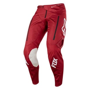 Fox Racing Legion Offroad Enduro Pants - Dark Red