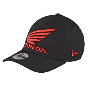 Troy Lee Honda Wing Cap - Black