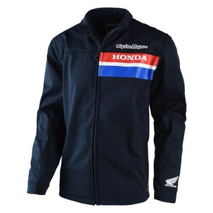 Troy Lee Honda Travel Jacket - Navy