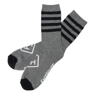 Fasthouse Split Sock Socks - Grey