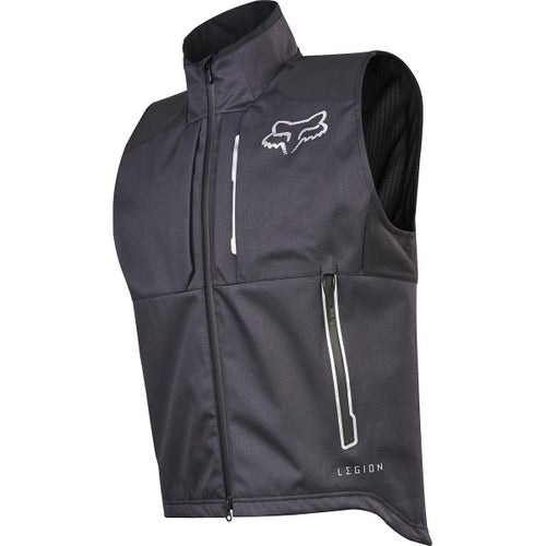 Fox Racing Legion Offroad Vest Enduro Jersey - Charcoal