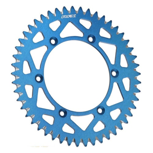 RFX Pro Series Elite Rear Sprocket Sherco SE 250450 , Rear Sprocket - Blue