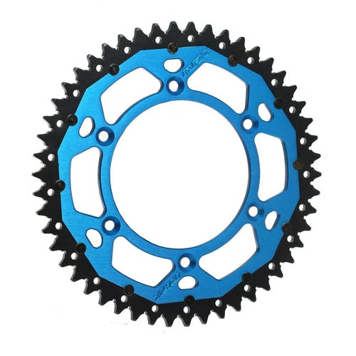 RFX Pro Series Armalite Rear Sprocket Husaberg FE FC 390450 0214 Rear Sprocket - Blue