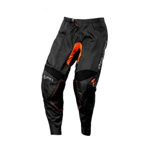 Seven 171 Annex Volt YOUTH Boys Motocross Pants - Flou Orange