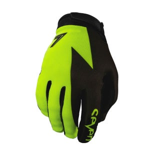 Seven 171 Annex Volt Motocross Gloves - Flou Yellow