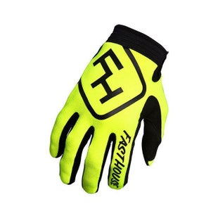 Fasthouse Speed Style YOUTH Motocross Gloves - Yellow
