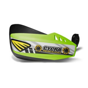 Cycra Rebound Kit Enduro and MX Hand Guard - Green