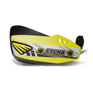 Cycra Rebound Kit Enduro and MX Hand Guard - Yellow