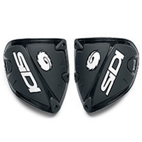 Motocross Boot Spares Sidi Crossfire Shin Deflector - Black