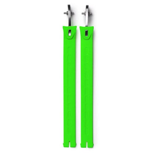 Sidi MX Strap For Pop Buckle XLong , Motocross Boot Spares - Green