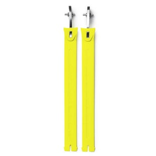 Motocross Boot Spares Sidi MX Strap For Pop Buckle XLong - Fluo Yellow